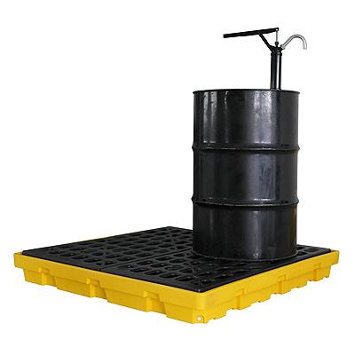 Pallet chống tràn dầu - Sàn chống tràn dầu