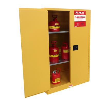 Tủ chứa hóa chất chống cháy 45 gallon