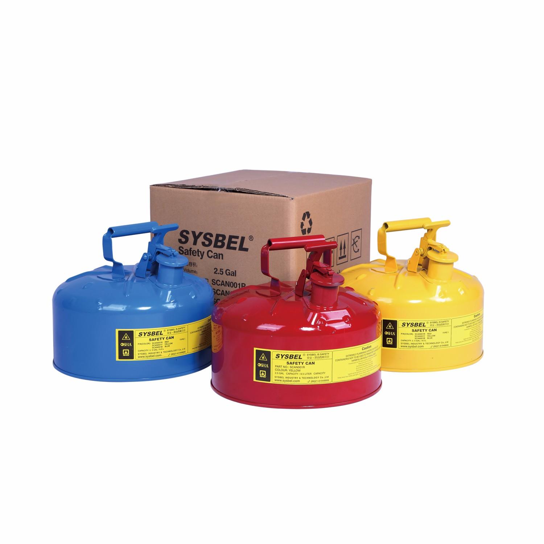 Can chứa an toàn hóa chất chống cháy