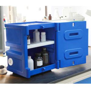 Tủ PPE chứa dung môi ăn mòn